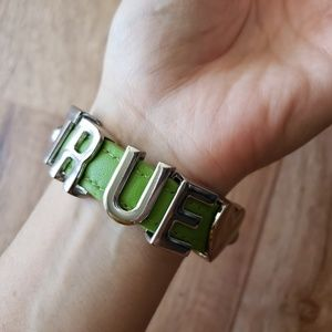 BCBG True Love Snap Bracelet